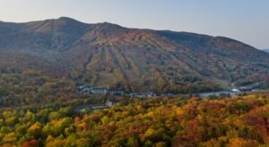 This Ski Resort In New Hampshire Might Be Even Better In The Fall When The Hiking Trails Are At Peak Beauty