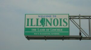 A Drive Down Illinois' Loneliest Road Will Take You Miles And Miles Away From It All