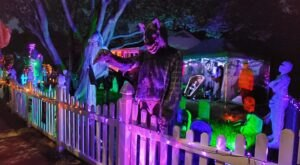 The Watkins Dead And Breakfast Is A Free Halloween Walk-through Right Here In Maryland