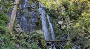 The Lee Falls Trail Just Might Be The Most Beautiful Hike In All Of South Carolina