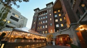 This Historic Washington Hotel Is Haunted By A Very Specific Spirit