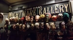 There's A Monster Museum In Massachusetts And It's Full Of Fascinating Oddities, Artifacts, And More