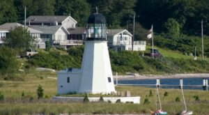 Prudence Island Just Might Be The Most Charming Little Place For A Day Trip In Rhode Isla