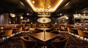Barry's Downtown Prime Is An Underground Steakhouse In Nevada With Old-Fashioned Elegance