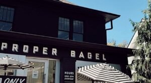 Take Your Tastebuds On A Trip With The Best Breakfast Sandwiches In Tennessee At Proper Bagel
