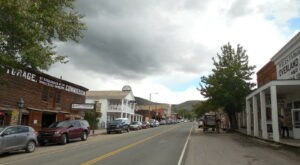 You Won't Want To Walk Through The Most Haunted Town In Montana At Night Or Alone