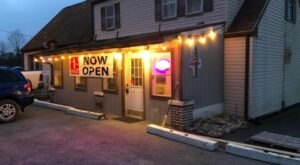 Come Hungry To Purple Cow In West Virginia And Save Room For Dessert