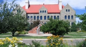 This Former Montana High School Is Now A Haunted Museum