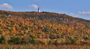 Fall Is The Perfect Time To Visit This Historic Mountain Town In Connecticut