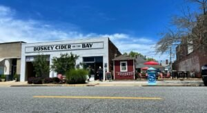 Sip Cider Near The Chesapeake Bay When You Visit Buskey Cider On The Bay In Virginia