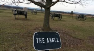 5 Little-Known Haunted Spots In Gettysburg That Will Chill You To The Bone