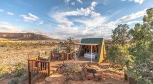 This Stunning Utah AirBnB Comes With A Movable Wall For Taking In The Gorgeous Views