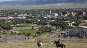 Fall Is The Perfect Time To Visit This Historic Mountain Town In Wyoming