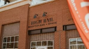 Enjoy Great Food, Drinks, And Rooftop Views At The High Rail In Tennessee