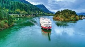 Not Many People Know That You Can Take A Week-Long Cruise Along The Columbia River In Washington