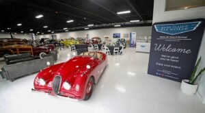 There's A Classic Car Museum Hidden In Maine And Visiting Is A Trip Down Memory Lane
