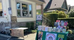 Portland's Only Black-Owned Bookstore, Third Eye Books Is A True Community Hub