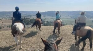 Kara Creek Ranch Offers Short Stays On A Charming Dude Ranch In Wyoming