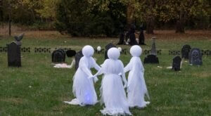 Maryland's Annual ArBOOretum Is Back, And It's Sure To Be A Spooky Good Time