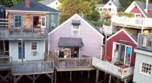 The Heart And Soul Of Maine Is The Small Towns And These 7 Have The Best Downtown Areas