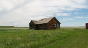 Most People Have Long Forgotten About This Vacant Ghost Town In Rural North Dakota