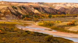Fall Is The Perfect Time To Visit This Historic Mountain Town In North Dakota