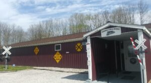 Corner Field Model Railroad Museum And Trading Post Train Shop Is A Hidden Gem For Ohio Train Enthusiasts