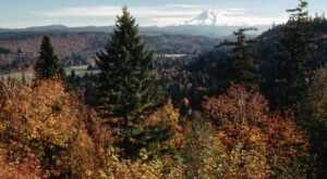 Fall Is The Perfect Time To Visit This Historic Mountain Town In Oregon