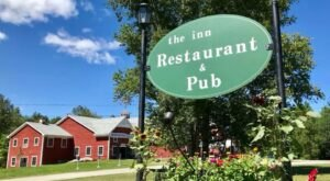 The Scenic Drive To Inn At Whitefield In New Hampshire Is Almost As Fantastic As The Steak