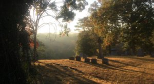 The Riverside Cemetery Is One Of North Carolina's Spookiest Cemeteries