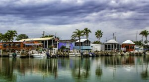 Few People Know The Real Reason Why Coastal Towns In Florida Are So Colorfully Painted