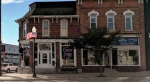 Hunt For Treasures At The Corner Store, A True Michigan Gem In A Historic Building