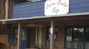 Feast On Breakfast All Day At The Family-Owned Storm Castle Cafe In Montana