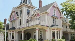 Spend The Night In A Charming And Beautiful Former Church Rectory In Massachusetts