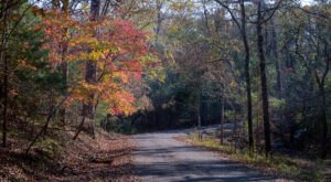 Fall Is The Perfect Time To Visit This Historic East Texas Town