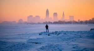 Prepare Yourself For Polar Temperature Swings This Winter In Cleveland, According To The Farmers Almanac