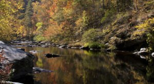 Fall Is The Perfect Time To Visit This Historic Mountain Town In Tennessee