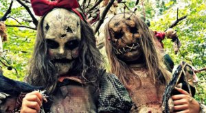 South Carolina's Only R-Rated Haunted House Is Open In 2021 For Its Scariest Season Yet