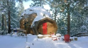 Dome Sweet Dome Will Take Your Oregon Glamping Experience To A Whole New Level