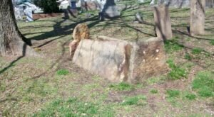 The Mystery Grave In Arkansas Has Spurred Some Of The South's Most Intriguing Legends