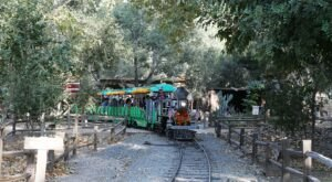 The Irvine Park Railroad Pumpkin Patch In Southern California Is Scenic And Fun For The Whole Family