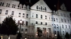 Not Many People Know This Famous New York Government Building Is Haunted