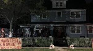 New York's Haunting In Hollis Is So Scary You Have To Sign A Waiver To Enter