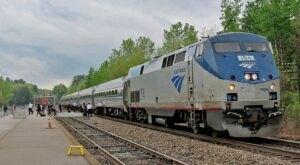 Ride The Amtrak Through New York's Hudson Valley Region For Just $35