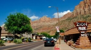 Springdale, Utah Is Being Called One Of The Best Small Town Vacations In America