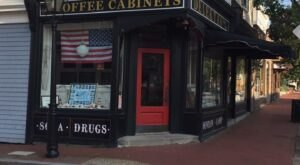 A Visit To Delekta Pharmacy In Warren Rhode Island Will Send You Right Back In Time
