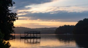 The Sunrises At This Lake In Georgia Are Worth Waking Up Early For