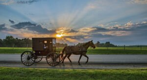 North Carolina's Only Amish Community, Union Grove Is A Sleepy Little Place But Still Worth A Visit