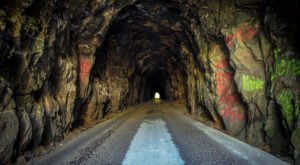7 Spooky Tunnels In Kentucky To Explore By Car Or Foot