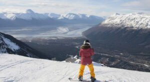 One Of The Most Unique Towns In America, Girdwood Is Perfect For A Day Trip In Alaska